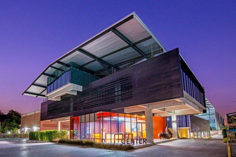 5 ออฟฟิศไทย ไอเดียออกแบบสุดครีเอทีฟแห่งปี 2014 37 - Architecture