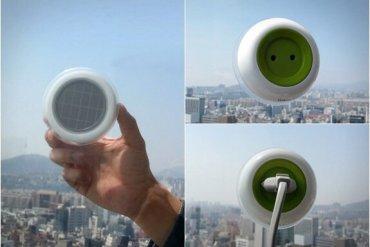 เปลี่ยนหน้าต่างเป็นแหล่งผลิตพลังงานด้วย SOLAR POWERED WINDOW SOCKET 16 - พลังงานทางเลือก