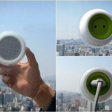 เปลี่ยนหน้าต่างเป็นแหล่งผลิตพลังงานด้วย SOLAR POWERED WINDOW SOCKET 16 - Solar Power