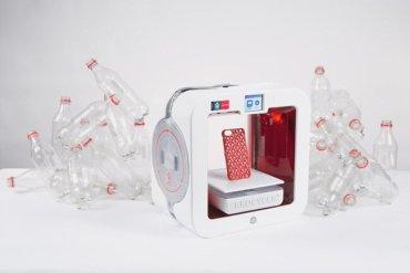 Coke และ Will.i.am ร่วมกันสร้างเครื่องพิมพ์ 3มิติ ใช้ขวดพลาสติกใช้แล้วเป็นวัตถุดิบในการพิมพ์ 15 - Coca-Cola