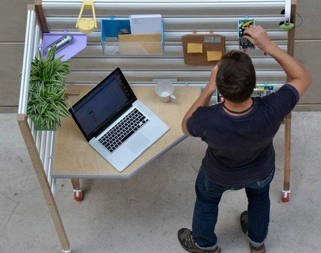 Workspace ที่ปรับเปลี่ยนได้ตามความต้องการ ไม่ว่าจะเป็นที่บ้านหรือสำนักงาน 15 - Workspace
