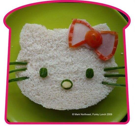 Food Art for Kids 31 - FOOD