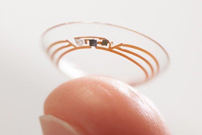 Google เข้าสู่ตลาด healthcare เปิดตัวSmart Contact Lens สำหรับผู้ป่วยเบาหวาน 13 - contact lens