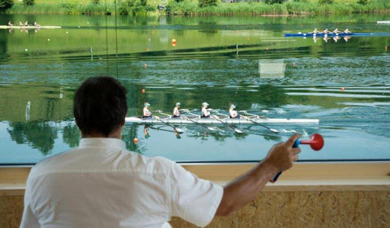 608498 m3w580h340q75v45353 01184399 12646936 Andreas Fuhrimann Gabrielle Hächler สถานที่สำหรับงานแข่งเรือ