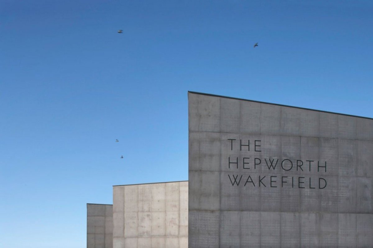 David Chipperfield Architects . Hepworth Wakefield . West Yorkshire (2)