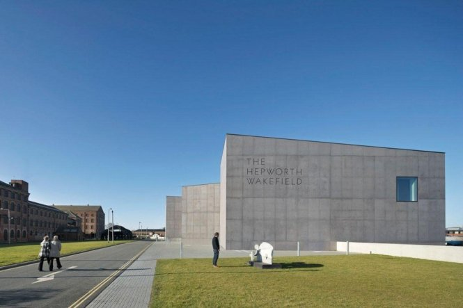 David Chipperfield Architects . Hepworth Wakefield . West Yorkshire (3)