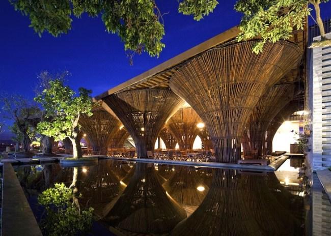 สถาปัตยกรรมจากไม้ไผ่ โดย Vo Trong Nghia Architects เป็นมิตรกับสิ่งแวดล้อม ประหยัดพลังงาน 9 - Architecture