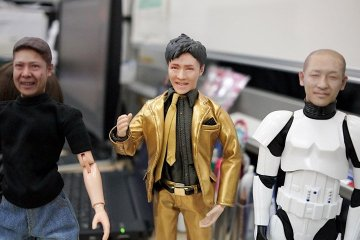 Clone factory: Mini me dolls 2 - Clone factory