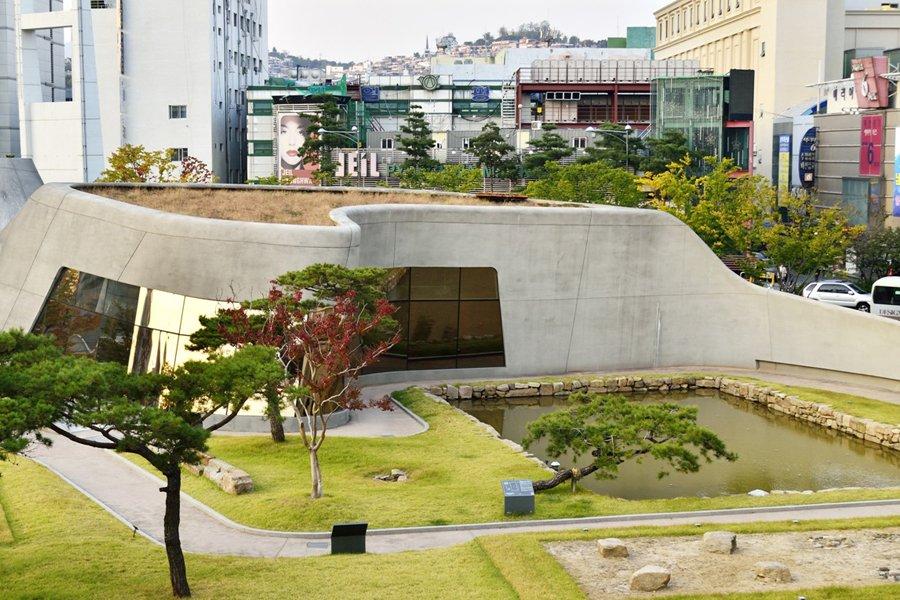 ddp 01  동대문디자인플라자(DDP)Dongdaemun Design Plaza
