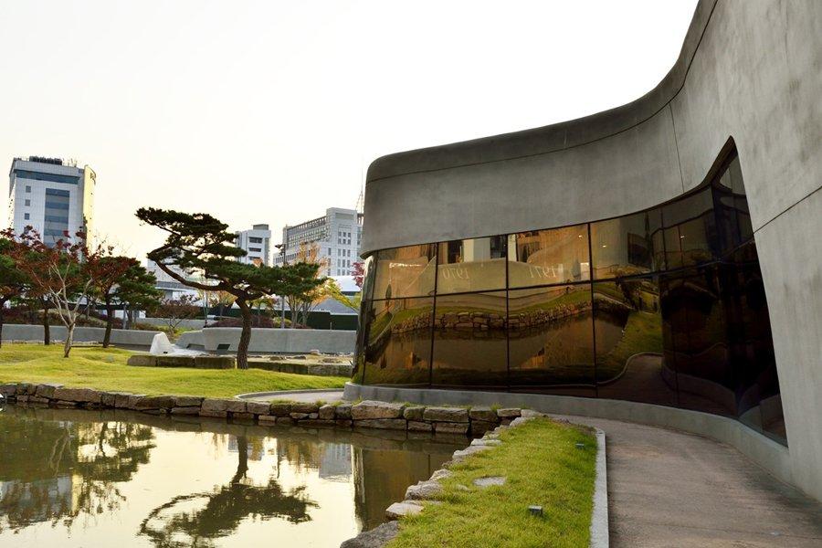 ddp 02  동대문디자인플라자(DDP)Dongdaemun Design Plaza