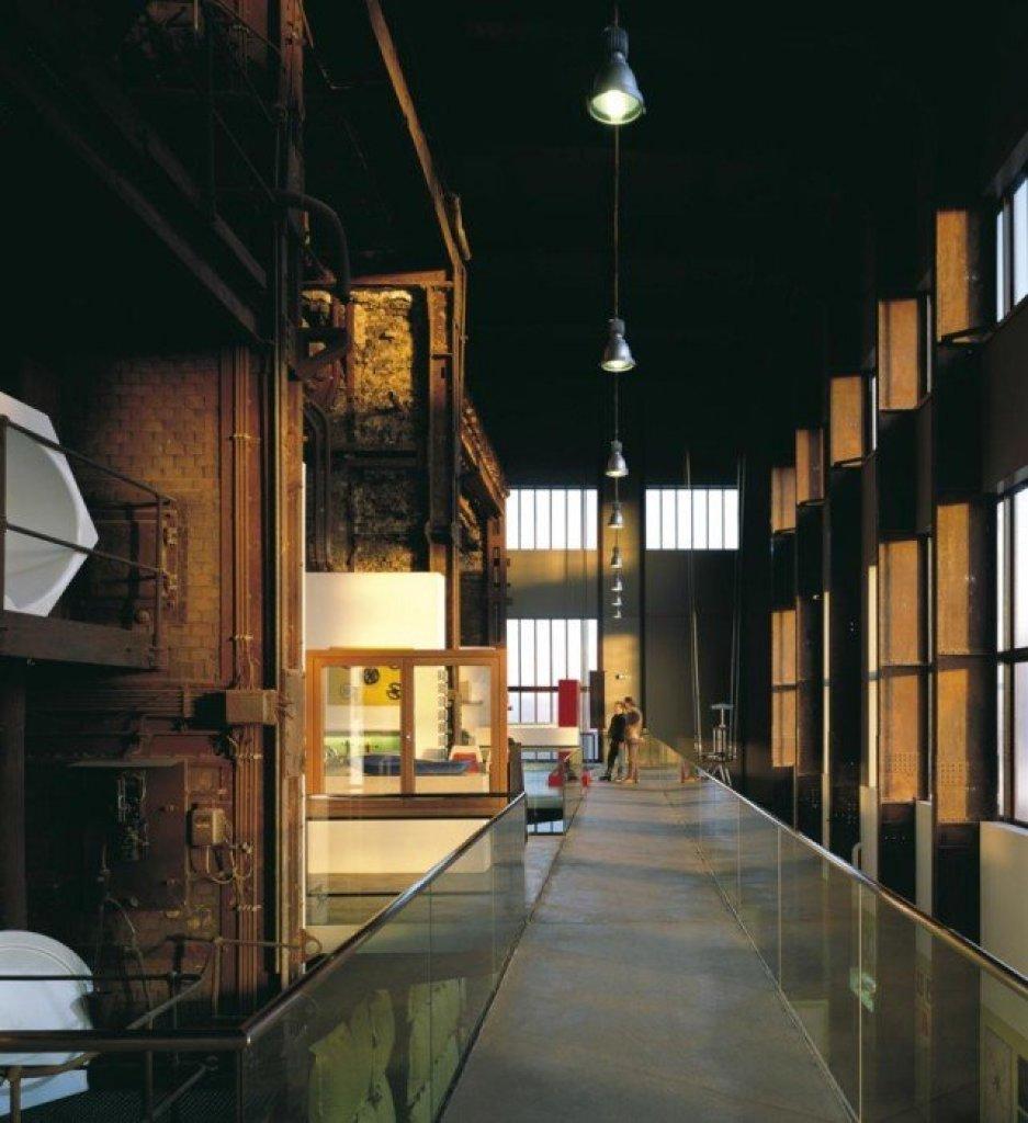 img5 Design Center ศูนย์ศิลปะบรรยากาศยุคอุตสาหกรรมหนัก