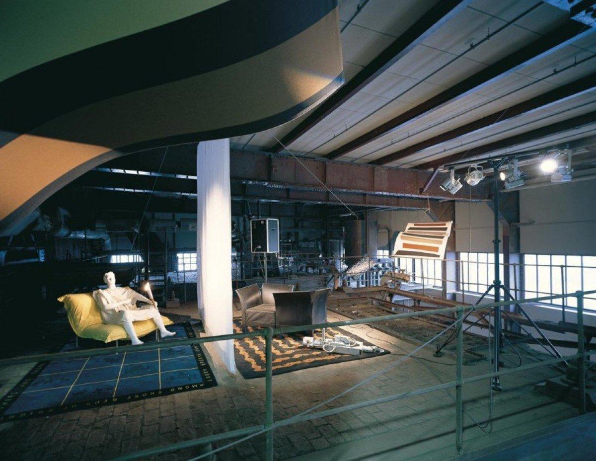 img7 Design Center ศูนย์ศิลปะบรรยากาศยุคอุตสาหกรรมหนัก