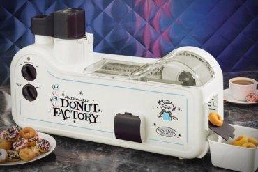 เครื่องทำโดนัทประจำบ้าน.. Mini Donut Factory 15 - อาหาร