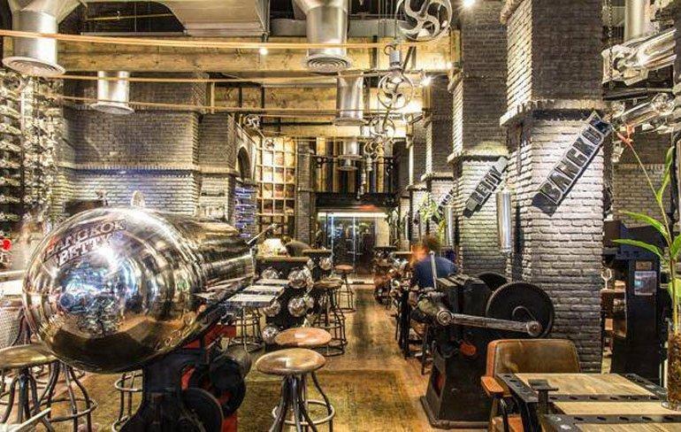Bangkok Betty ร้านอาหารแรงบันดาลใจจากโรงงานระเบิดของสหรัฐอเมริกา 27 - FOOD