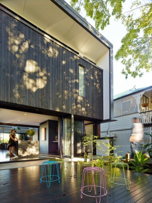 IMG 4906 บ้านสถาปนิกในเมืองเก่า แก้ปัญหาพื้นที่จำกัดและติดถนนได้อย่างงดงามเป็นส่วนตัว
