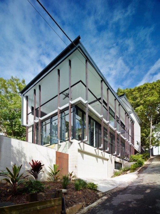 IMG 4909 บ้านสถาปนิกในเมืองเก่า แก้ปัญหาพื้นที่จำกัดและติดถนนได้อย่างงดงามเป็นส่วนตัว