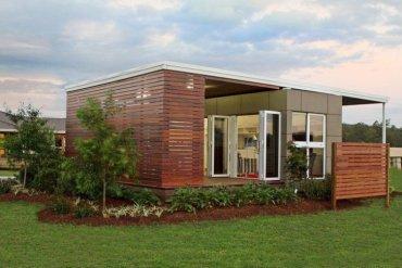บ้านพร้อมอยู่จากตู้คอนเทนเนอร์ 40ฟุต ตู้เดียว..แต่น่าอยู่อย่างเหลือเชื่อ 26 - แบบบ้าน