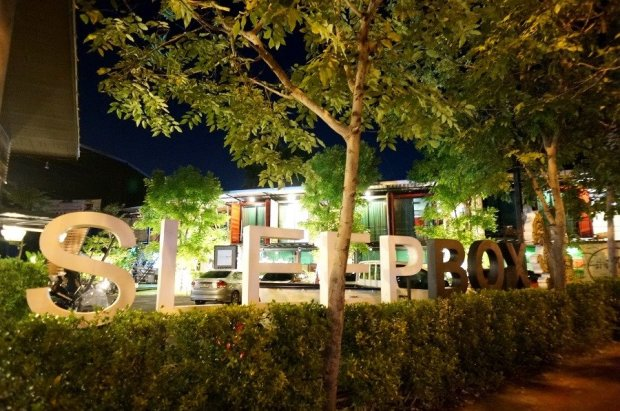 IMG 51141 650x431 SLEEP BOX Hotel แปลงตู้คอนเทนเนอร์ เป็นโรงแรมสุดชิค กลางเมืองเชียงใหม่