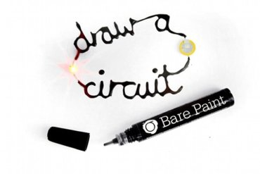 ปากกาสร้างวงจรไฟฟ้า ได้ง่ายๆ เขียนลงบนวัสดุอะไรก็ได้ 17 - LED