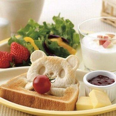 Toast Stamp เปลี่ยนขนมปังสี่เหลี่ยมน่าเบื่อ เป็นน้องหมีสุดน่ารัก 23 - อาหาร