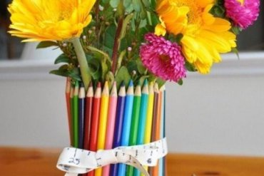 ห่อของขวัญด้วยดินสอสี.. 13 - ดินสอสี