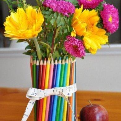 ห่อของขวัญด้วยดินสอสี.. 16 - ดินสอสี