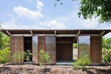 โครงการบ้านราคาถูกแบบยั่งยืนในเวียดนาม ค่าบำรุงรักษาน้อย 13 - แบบบ้าน
