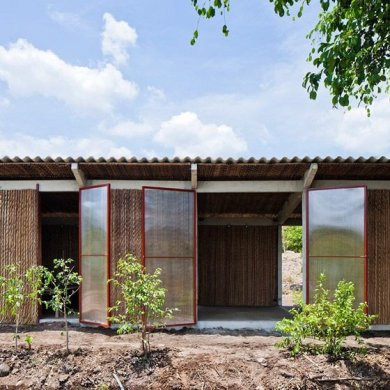 โครงการบ้านราคาถูกแบบยั่งยืนในเวียดนาม ค่าบำรุงรักษาน้อย 15 - บ้านราคาถูก