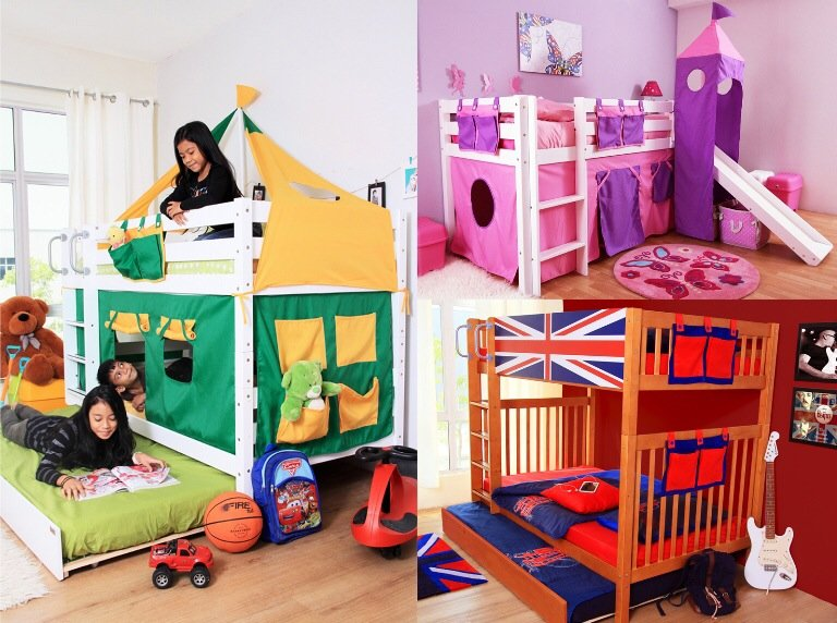 เติมเต็มความฝันด้วยเตียง2ชั้น จาก TOMATO KidZ 13 - bunk bed