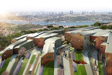 Camlica Residences,Turkey ชุมชนกับความสมดุลระหว่างพื้นที่เชิงเขา 15 - สถาปัตยกรรม