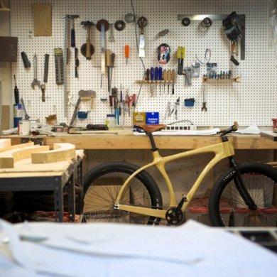 จักรยานเฟรมไม้ Connor Wood Bicycles 15 - Eco