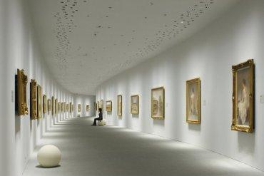 Hoki Museum พิพิธภัณฑ์แห่งภาพวาดเหมือนจริง 16 - สถาปัตยกรรม
