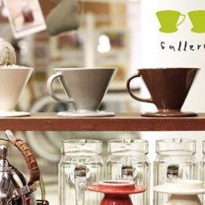 คาเฟ่ Gallery กาแฟดริป 26 - drip coffee