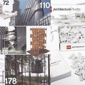 """""""เลโกสีขาว"""" ของเล่นสำหรับสถาปนิก 14 - Architecture"""
