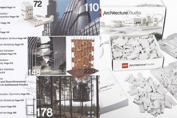"""""""เลโกสีขาว"""" ของเล่นสำหรับสถาปนิก 12 - Architecture"""