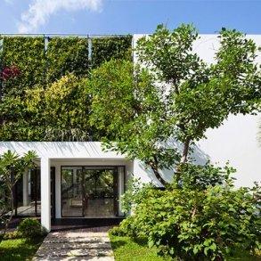 เปลี่ยนบ้านเก่าเป็นบ้านสมัยใหม่ ด้วยผนังมีชีวิต 17 - Art Deco