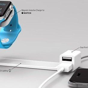 เมื่อมี Apple Watch เกิดขึ้น ..ที่ชาร์ตรวมหลายอุปกรณ์จะเหมือนเดิมได้อย่างไร 20 - apple