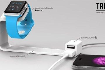 เมื่อมี Apple Watch เกิดขึ้น ..ที่ชาร์ตรวมหลายอุปกรณ์จะเหมือนเดิมได้อย่างไร 8 - apple