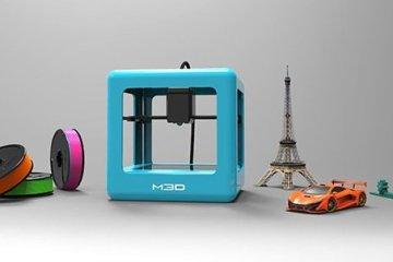 เครื่องพิมพ์ 3 มิติ แบบใช้ในครัวเรือน กดปุ่มพิมพ์ได้เลย 15 - 3D