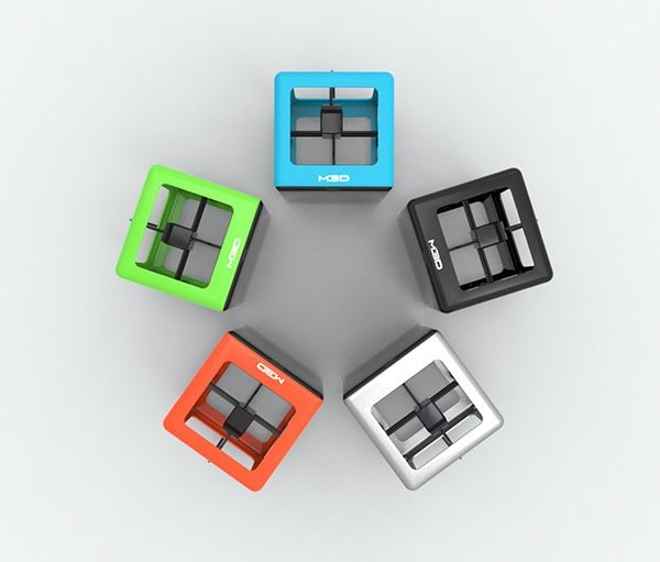 IMG 6377 เครื่องพิมพ์ 3 มิติ แบบใช้ในครัวเรือน กดปุ่มพิมพ์ได้เลย
