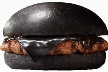 Black Burger.. เบอร์เกอร์ สีดำ เทรนที่กำลังมาแรงในญี่ปุ่น 15 - อาหาร