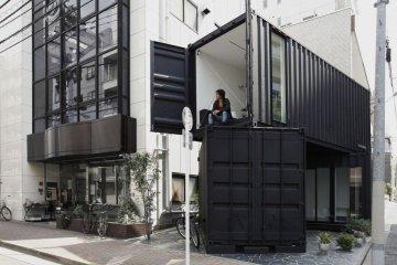 ใช้ตู้คอนเทนเนอร์ทำออฟฟิศ แก้ปัญหาพื้นที่จำกัดในเมือง