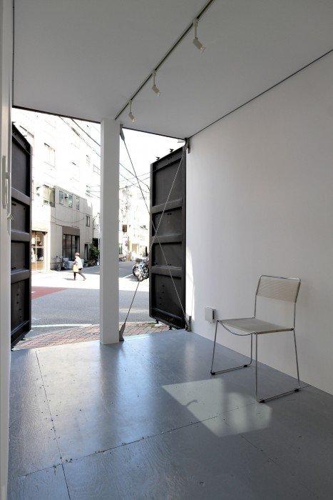 IMG 6496 ใช้ตู้คอนเทนเนอร์ทำออฟฟิศ แก้ปัญหาพื้นที่จำกัดในเมือง
