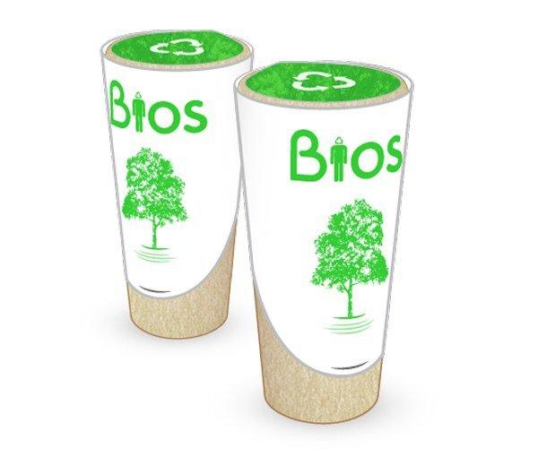 IMG 6673 Bios Urn โกศจากวัสดุย่อยสลายได้ง่าย เปลี่ยนเถ้ากระดูกเป็นต้นไม้