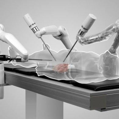หุ่นยนต์ผ่าตัด แผลเล็กแม่นยำ แพทย์ควบคุมจากทางไกล 15 - robotic