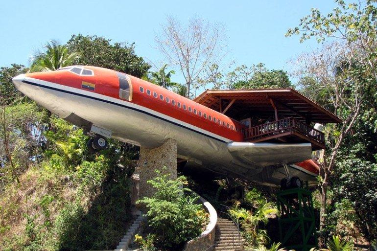 Boeing 727 Hotel 17 - Airplane