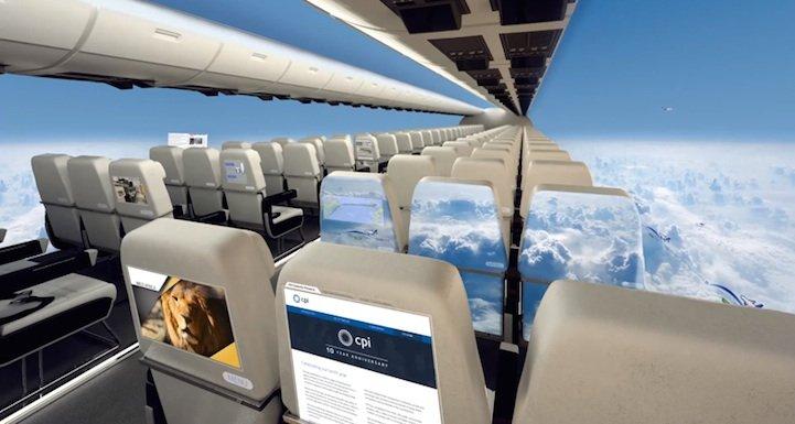 image12 เครื่องบินไร้หน้าต่าง..ยังกับนั่งบนพรมวิเศษไปกับอาลาดินเลย