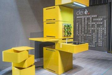 ห้องครัวขนาด 27 ตร.นิ้ว มีครบทั้งตู้เย็น โต๊ะ ไมโครเวฟ เครื่องล้างจาน อ่างเอนกประสงค์ 18 - kitchen