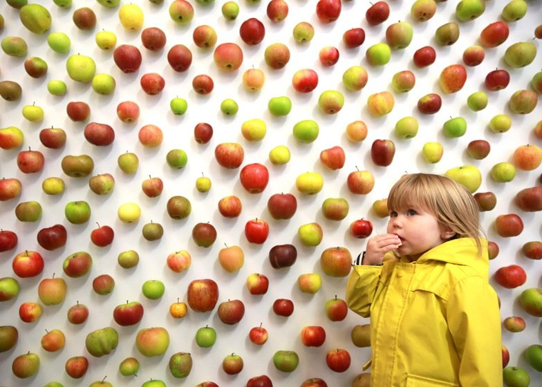 IMG 7745 นี่สิต้นตำรับแอปเปิ้ลแท้ๆ..The Real Apple Store
