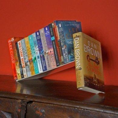 เปลี่ยนหนังสือ เป็นงานประติมากรรม... 16 - book